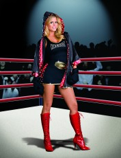 Womens Boxer Outfit - Knockout