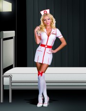Womens Sexy Nurse Outfit - Nurse Better