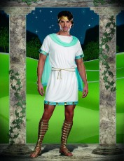 Mens Greek Costume - Roman Style Chic