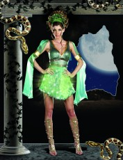 Womens Medusa Costume - Mythical Greek Fairytale