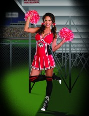 Womens Cheerleader Outfit - Gotta Score