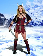 Womens Viking Costume - Warrior
