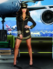 Womens Pilot Outfit - Mile High
