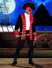 Mens Pirate Outfit - Wild Pirate