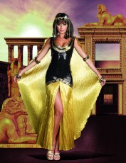 Womens Egyptian Costume - Cleo