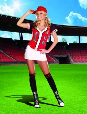 Womens Baseball Outfit - Players Club