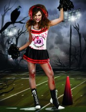 Womens Zombie Costume - Ghoul Zombie