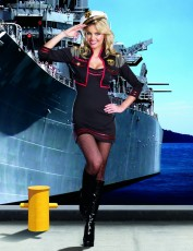 Womens Sailor Costume - Admiral