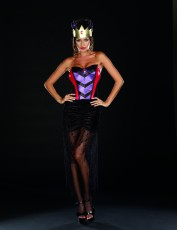 Womens Wicked Witch - Wicked Queen Fairytale