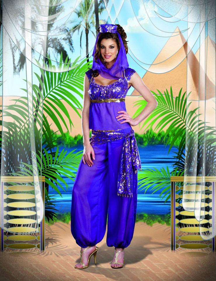 Arabian Nights Costumes