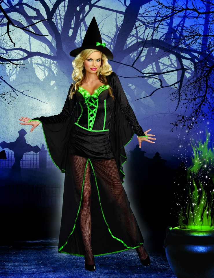 Child Wicked Witch Costume Womens Wicked Witch Costume