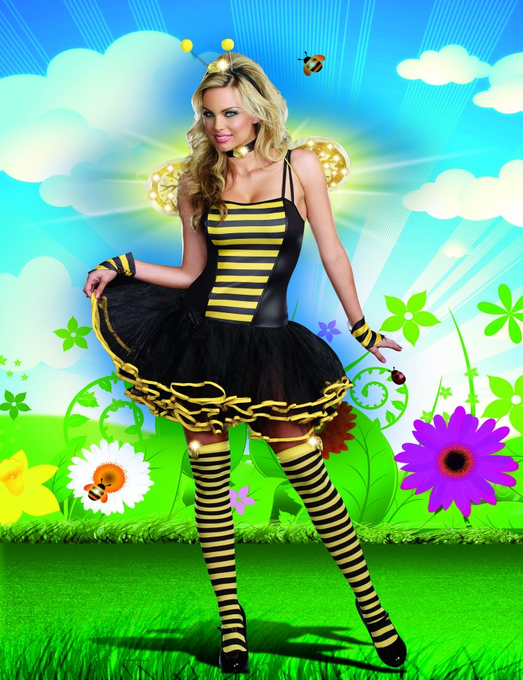 Sweet as Honey Adult Costume | Costumes Halloween costumes and Halloween ideas  sc 1 st  Pinterest & Sweet as Honey Adult Costume | Costumes Halloween costumes and ...